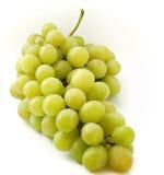 Grape bunch. Laying bunch of green grape Royalty Free Stock Photo