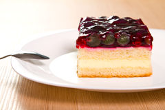 Grape cake Royalty Free Stock Photos