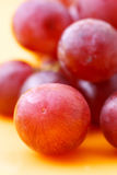 Grape close-up Royalty Free Stock Image
