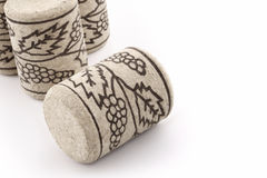 Grape cork Stock Photo