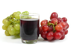 Grape Drink Stock Image