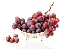 Grape in gab isolated Stock Photography