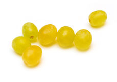 Grape isolated Royalty Free Stock Photo