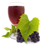 Grape juice Royalty Free Stock Image