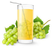 Grape juice Stock Photography