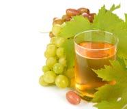 Grape juice Royalty Free Stock Photography