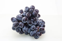 Grape macro picture. Grape super macro picture with texture Royalty Free Stock Photo