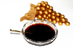 Grape Molasses Stock Photography