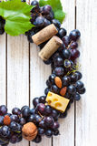 Grape. Royalty Free Stock Images