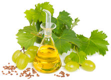 Grape Seed Oil Stock Photos