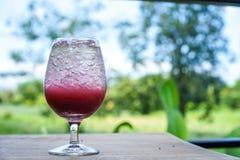 Grape soda Royalty Free Stock Photos