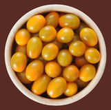 Grape tomato Royalty Free Stock Photography