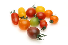 Grape tomato Royalty Free Stock Images