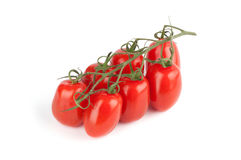 Grape tomatoes Royalty Free Stock Image