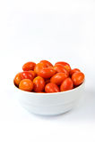Grape tomatoes Stock Photos