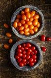 Grape Tomatoes Stock Image