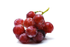 Grape on white background Royalty Free Stock Image