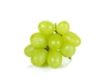 Grape  on a white background Stock Images
