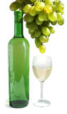 Grape and Wine still-life Stock Photography