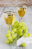 Grape wine Stock Photography
