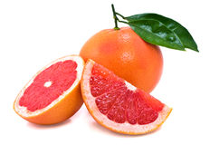 Grapefruit. Royalty Free Stock Photo