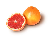 Grapefruit. Stock Photography