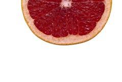 Grapefruit. Breakfast dessert with grapefruit fruits Royalty Free Stock Photo