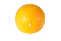 Grapefruit. Over white an background Royalty Free Stock Image