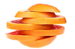 Grapefruit Royalty Free Stock Photos
