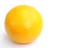 Grapefruit. Juicy grapefruit isolated on white Royalty Free Stock Photos
