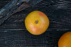 grapefruit Fotos de Stock Royalty Free