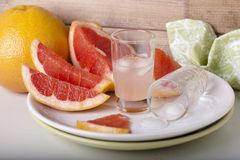 grapefruit Fotos de Stock