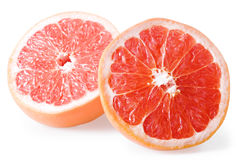 Grapefruit royalty-vrije stock foto's