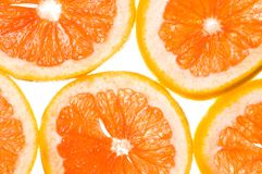 grapefruit Fotografia Royalty Free