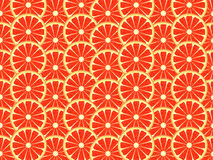 Grapefruit background Royalty Free Stock Photography