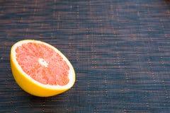 Grapefruit background Stock Image