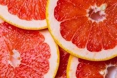 Grapefruit background Stock Photos