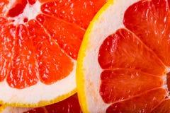 Grapefruit background Royalty Free Stock Image