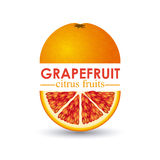 Grapefruit citrus fruit Stock Photo