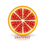 Grapefruit citrus fruit Stock Images