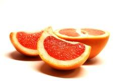 grapefruit citrusvrucht Paradijscitrusvrucht Nuttig fruit Een subtropisch fruit Low-calorie fruit dieet voedsel Ingrediënt voor s royalty-vrije stock fotografie