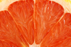 Grapefruit close up royalty free stock photos