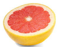 Grapefruit close up Stock Photography