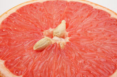 Grapefruit closeup Royalty Free Stock Photography