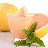 Grapefruit cocktail Royalty Free Stock Photo