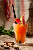 Grapefruit Cocktail Royalty Free Stock Image
