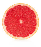 Grapefruit cross-section Royalty Free Stock Image