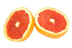 grapefruit royalty-vrije stock foto
