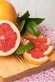 grapefruit dojrzały obraz royalty free