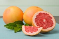 grapefruit dojrzały obrazy stock